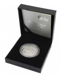 2013 Silver Proof £5 Coin The Royal Birth